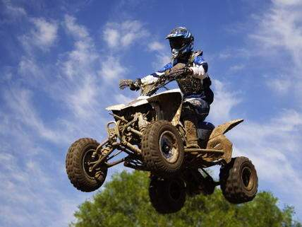 Take a Quadbike Break